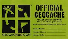Buzz Article: May is a busy month for Geocaching events