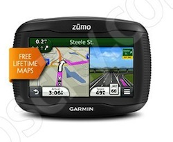 Buzz Article: Check out the all-new Garmin Zumo 350LM