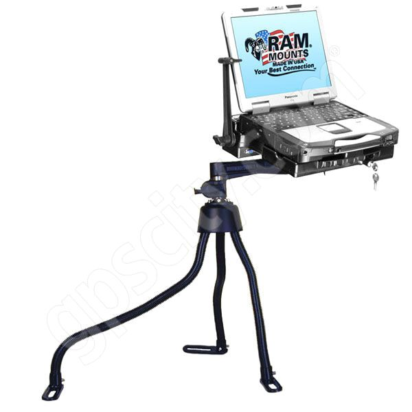 RAM Mount RAM POD III Vehicle Panasonic Mount with Swing Arm