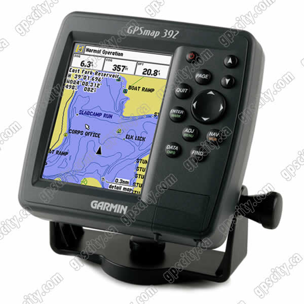 Garmin GPSMAP 392 with Internal Antenna