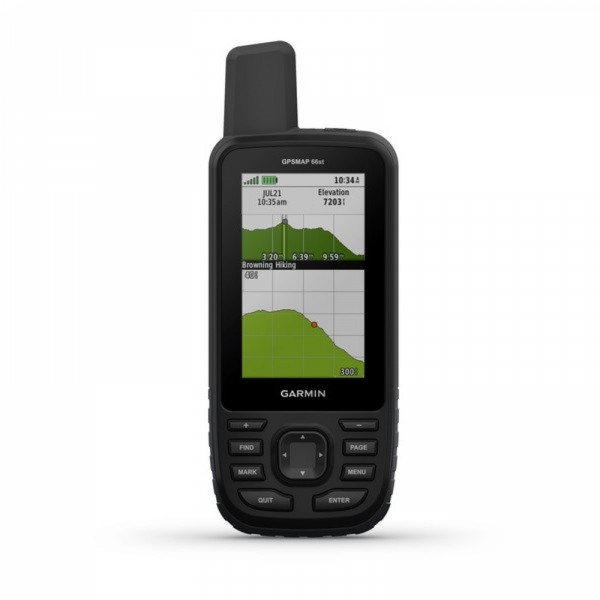 Garmin Gpsmap 66st With Topo U S And Canada Maps
