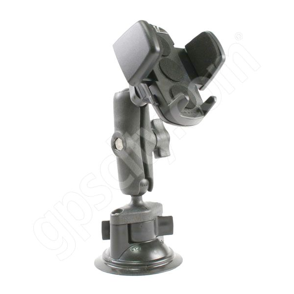 RAM Mount Plastic Universal Small Cradle Suction Cup Mount
