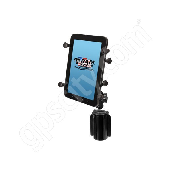 RAM Mount Universal X-Grip II Tablet Vehicle Cup Holder B-Ball RAP-299-3-B-UN8U