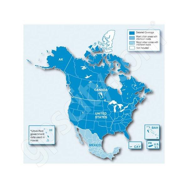 Garmin City Navigator North America NT DVD 2010