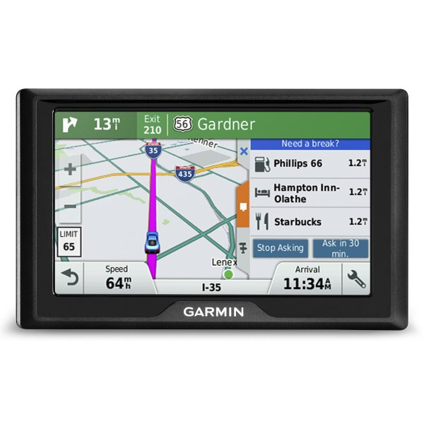 Garmin Drive LM With US And Canada Maps - How to use both us and canada maps in gps