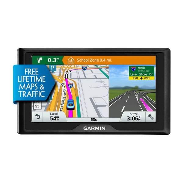 Drive LMT With US And Canada Maps - How to use both us and canada maps in gps