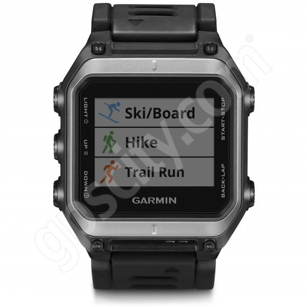 epix with Canada TOPO Mapping Full Color Mapping GPS and GLONASS Navigation  Watch