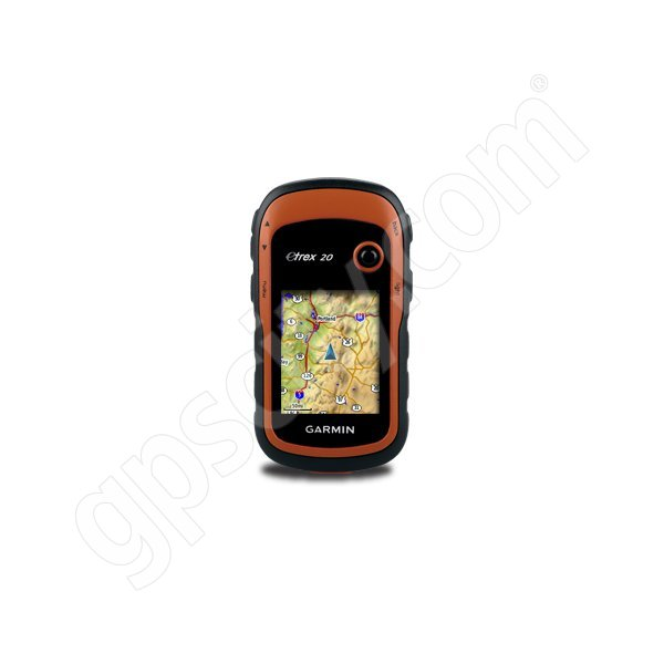 Garmin eTrex 20 Canada Bundle with TOPO Canada Additional Photo #1