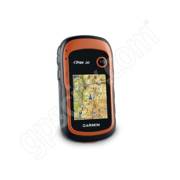 Garmin eTrex 20 Canada Bundle with TOPO Canada Additional Photo #2
