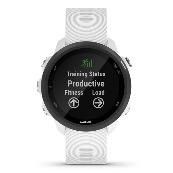 Forerunner 245 Music White GPS Running Watch