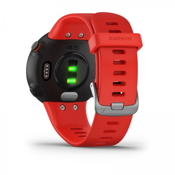 17f303d6e Forerunner 45 Lava Red 42mm GPS Running Watch