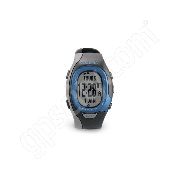 Garmin Blue Forerunner 60 LTD Bundle for Men