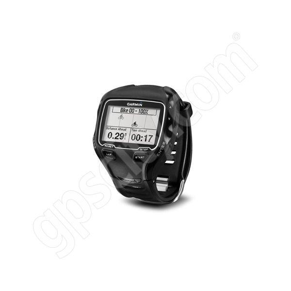 garmin forerunner 910xt with heart rate monitor