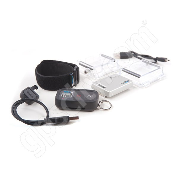 GoPro Wi-Fi BacPac and Wi-Fi Remote Combo Kit Additional Photo #2