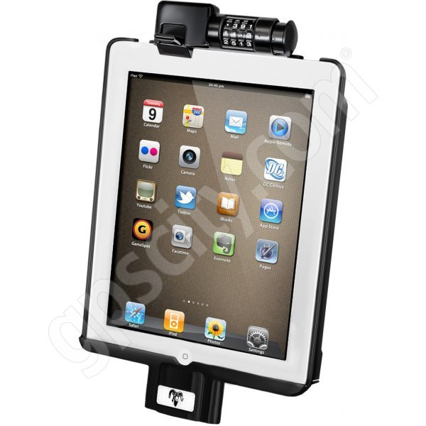 RAM Mount Apple iPad 2 iPad 3 Dock-N-Lock Cradle Additional Photo #2