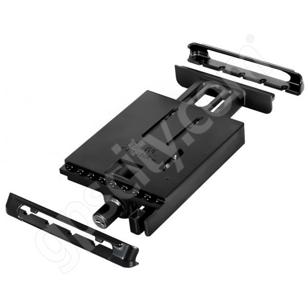 RAM Mount Universal Tablet Mount Tab-Lock 2 Locking Cradle RAM-HOL-TABL2U Additional Photo #2