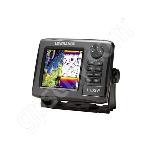 Lowrance hds 5 gen2 lake insight fishfinder and gps chartplotter lowrance hds 5 gen2 lake insight fishfinder and gps chartplotter with transducer gumiabroncs Choice Image