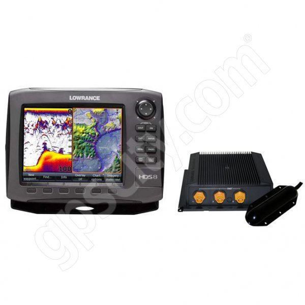 lowrance hds 8 gen2 usa insight fishfinder and gps chartplotter lss