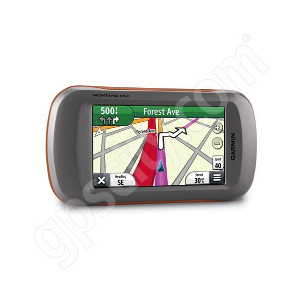 Garmin Montana 650 Motorcycle Street Mapping Bundle Additional Photo #4