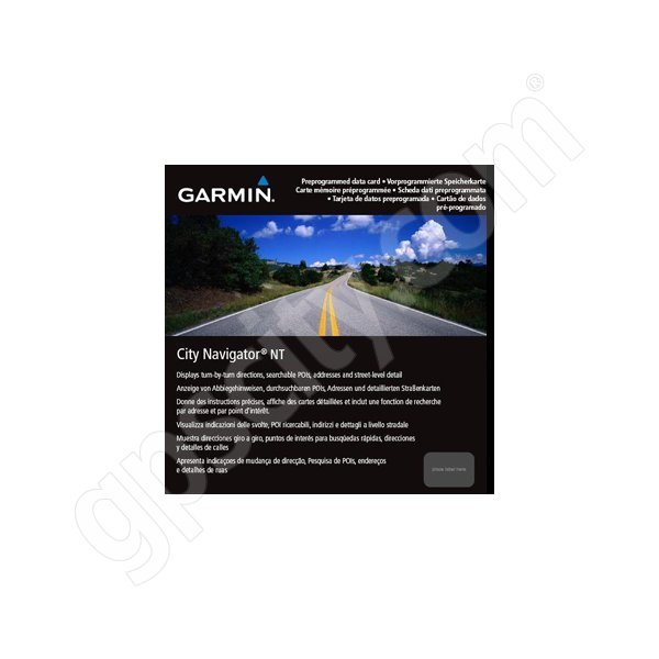 Garmin microSD City Navigator Russia NT 2013 with Adapter Additional Photo #1