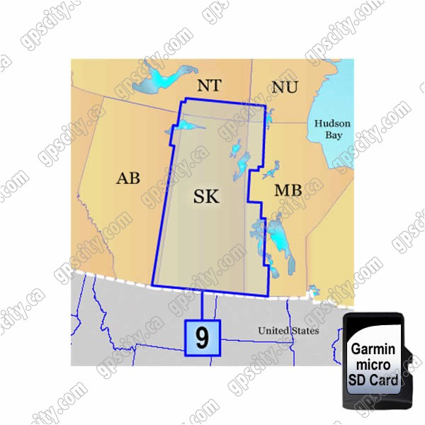 how to use garmin maps from sd card