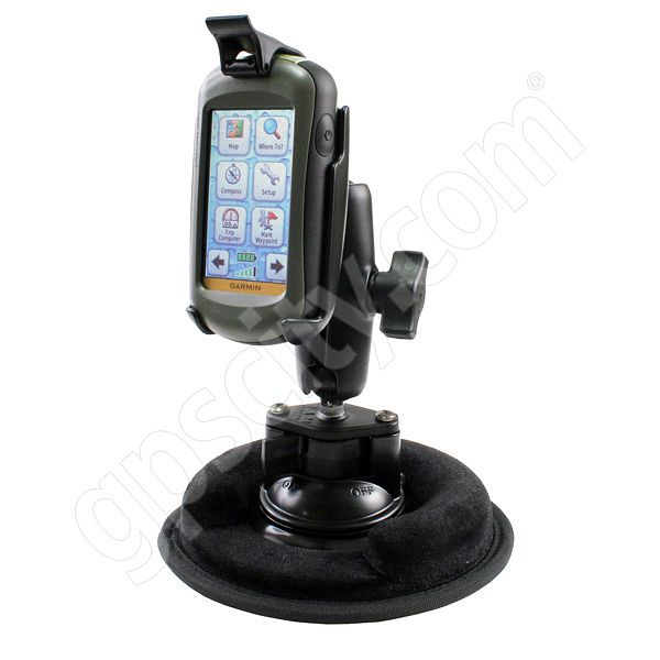 GPS City Super Grip Dashboard Friction Mount Base Additional Photo #9