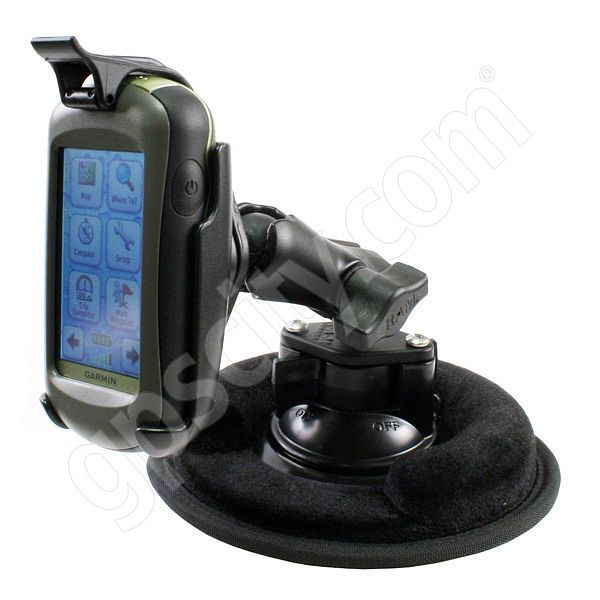GPS City Super Grip Dashboard Friction Mount Base Additional Photo #10