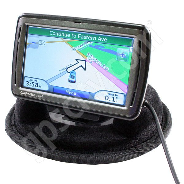 GPS City Super Grip Dashboard Friction Mount Base Additional Photo #5