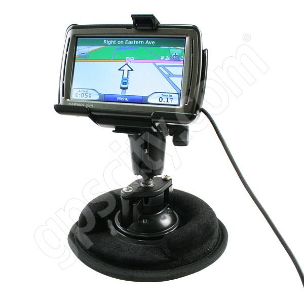 GPS City Super Grip Dashboard Friction Mount Base Additional Photo #7