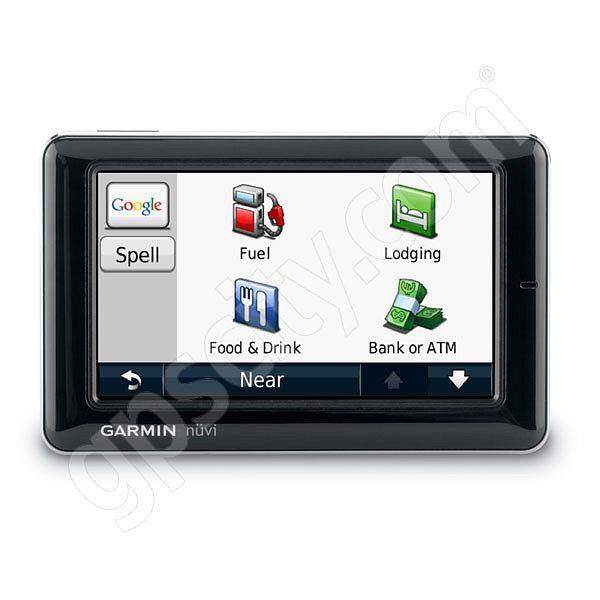 Garmin Nuvi 1690 Intelligent Navigator GPS for Canada Additional Photo #2