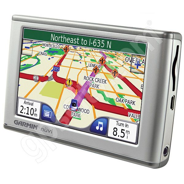 Garmin Nuvi 670 with North America and Europe Additional Photo #2