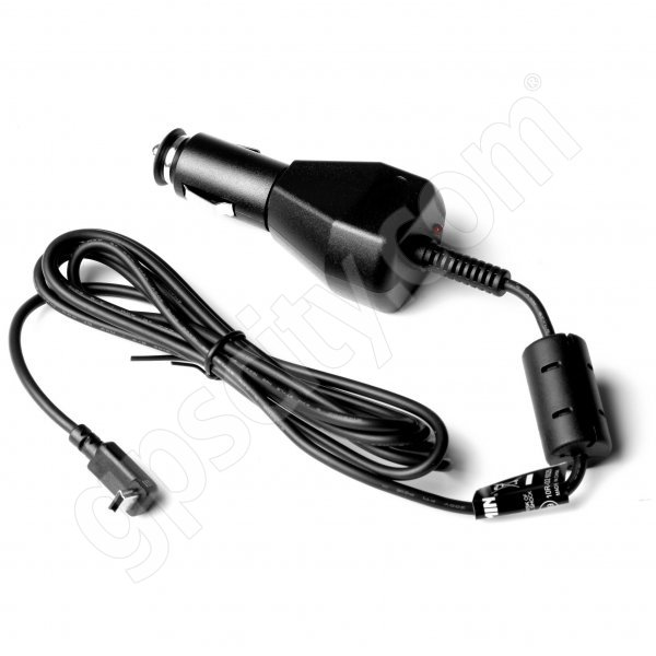 Garmin Mini USB 12V Cigarette Lighter Adapter for Nuvi