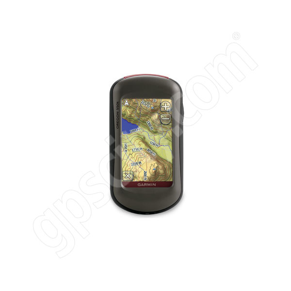 Garmin Oregon 550t with Camera and US Topo