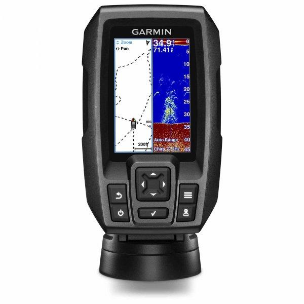 Garmin striker 4 fishfinder with dual beam transducer for Garmin ice fishing transducer