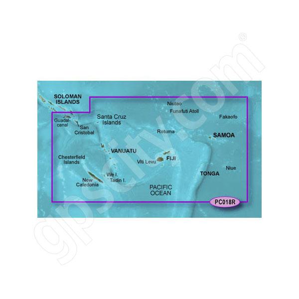 Garmin microSD Card BlueChart g2 Vision HD VPC018R