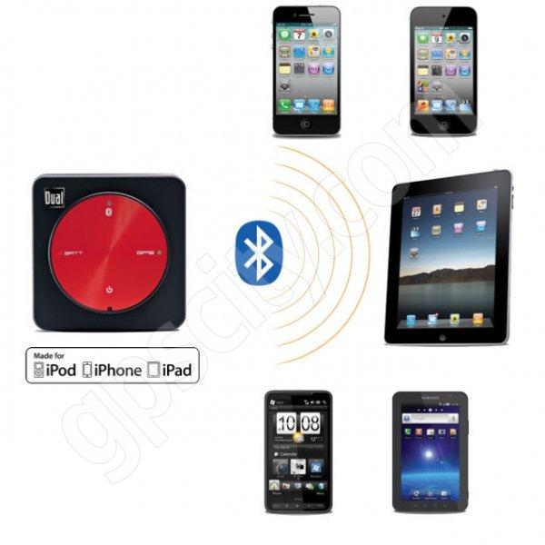 Dual Xgpsa Universal Bluetooth Gps Receiver Additional Photo