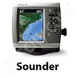 Go to the Garmin GPSMAP 526s Sounder page.