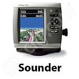 Go to the Garmin GPSMAP 546s Sounder page.