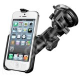 RAM Mount Apple iPhone 5 Suction Mount RAM-B-166-AP11U