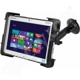 RAM Mount Panasonic Toughpad FZ-G1 Long Arm Suction Cup Mount Tab-Tite 19