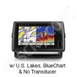 Go to the Garmin GPSMAP 741xs with Preloaded U.S. Lakes and BlueChart g2 without Transducer page.