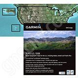 Garmin Topographic 100K USA DVD with BaseCamp