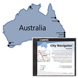 Garmin City Navigator Australia CD v7