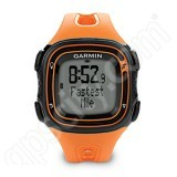 Garmin Forerunner 10 Orange and Black