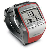 Garmin Forerunner 305 Wrist GPS with French Manual