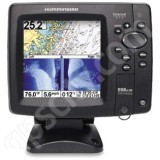 Go to the Humminbird 598ci HD SI Combo Fishfinder and Chartplotter page.
