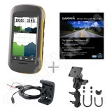 Garmin Montana 600 Motorcycle Street Mapping Bundle