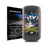 Garmin Montana 650 with City Navigator DVD