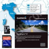 Garmin City Navigator Europe NT Italy and Greece Card