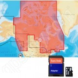 Navionics Gold microSD Canada Coastal Waters and SE Alaska